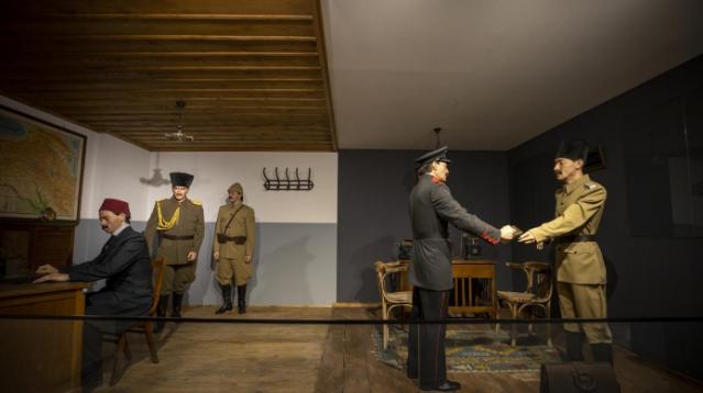 Kuruluşundan bugüne kadar Türk polisinin kullandığı silah, mühimmat, araç gereç ve kıyafet ile tarihi belgelerinin sergilendiği ilk Polis Müzesi açılıyor.