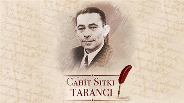 Ömrünü şiirin hizmetine sunan şair Cahit Sıtkı Tarancı, ölüm yıl dönümünde anılıyor.