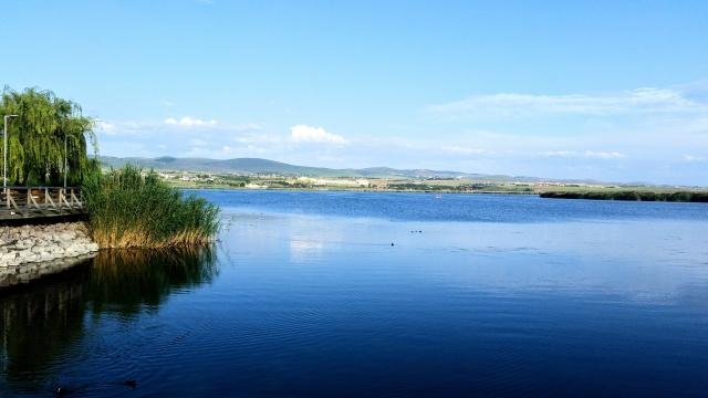Mogan Gölü 601 dekarlık alana kuruldu. İçinde nesli tükenmekte olan kuşlar, kuluçka ve yavrulama mevsiminde konaklıyor.