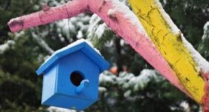 Kar Sonrası Keçiören'de Kartpostallık Fotoğraflar