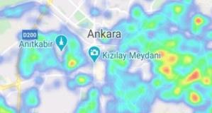 Ankara 'Yeşil'e Dönüyor: İşte İlçe İlçe Vaka Durumu