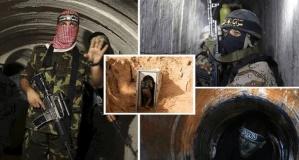 İşte Filistin'in Direniş Tünelleri