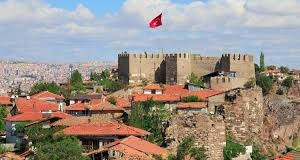 Dünden Bugüne Ankara Kalesi Fotoğrafları