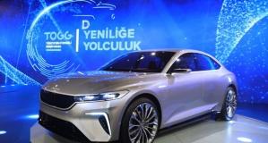 İşte Türkiye'nin Otomobili TOGG