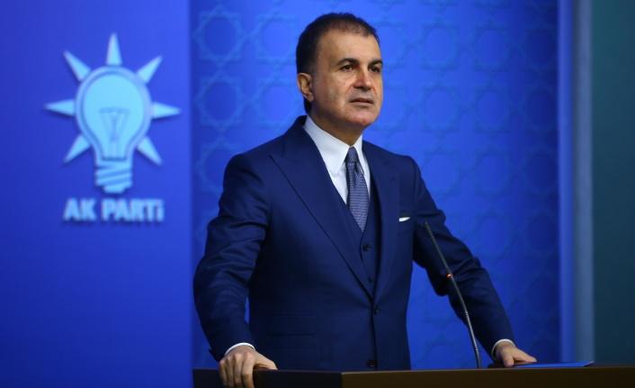 """Ömer Çelik'ten Dilipak'a 'Fahişe' Yanıtı: """"Barbarlık"""""""
