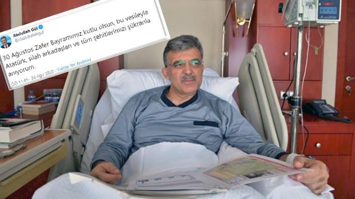 """Abdullah Gül'ün O Mesajı Adeta Adaylık Başvuru Dilekçesi Gibi"""" - Son Dakika Gelişmeleri"""