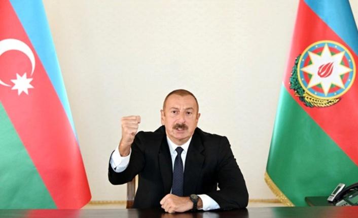 Aliyev: Bu Aptal Diktatörü Durdurmazsanız Biz Durduracağız