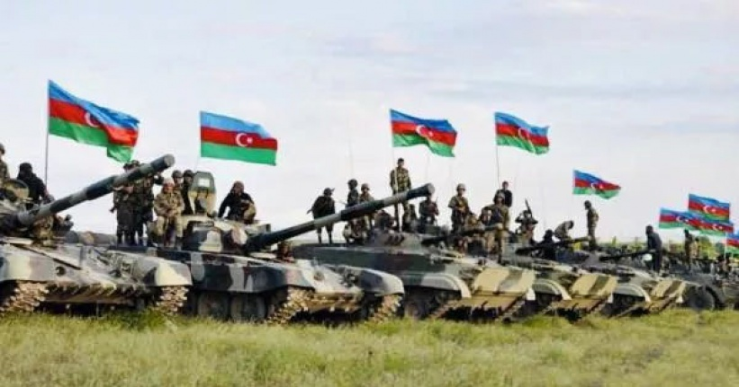 Azerbaycan Açıkladı: 550 Ermeni Askeri Öldürüldü
