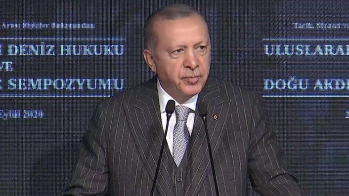 Cumhurbaşkanı Erdoğan: Ermenistan İşgal Ettiği Toprakları Derhal Terk Etmeli