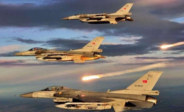 MSB Açıkladı: Irak'ın Kuzeyinde 4 Terörist Etkisiz Hale Getirildi