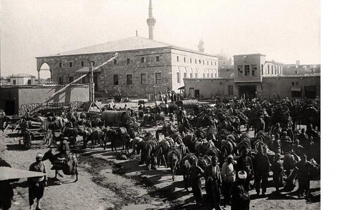 2 Ekim: Delibaş Mehmet'in Başında Olduğu İsyancılar Çumra'yı Bastı