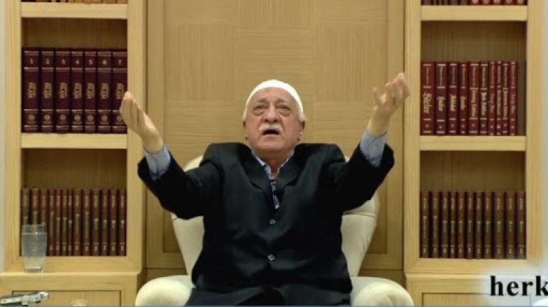 AİHM'den FETÖ Elebaşı Fetullah Gülen'e Red