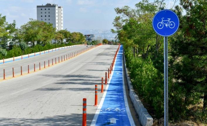 Ankara'da Üniversite Kampüslerine Bisiklet Yolu Müjdesi