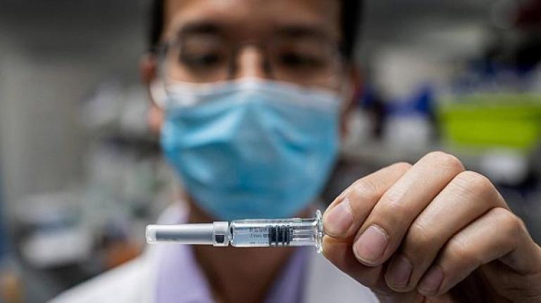 Ankara Şehir Hastanesi'nde Koronavirüs Aşı Denemeleri Başladı