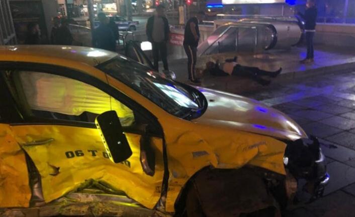 Ankara'da Feci Kaza: 'Onu Kaçırmayın! O Normal Değil'