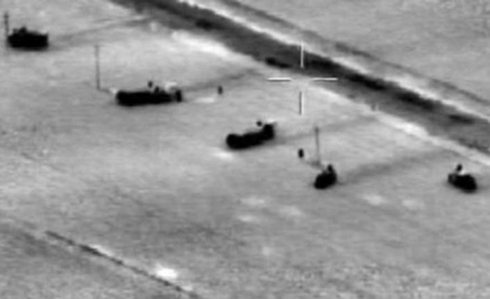 Azerbaycan Ermenistan'ın Balistik Füze Sistemlerini İmha Etti