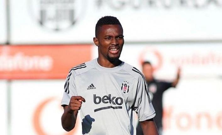 Beşiktaş'ta Bernard Mensah Koronavirüse Yakalandı