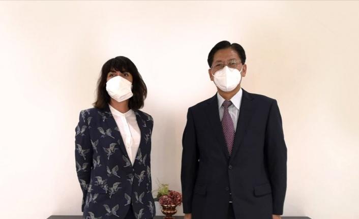 Çin'in Yeni Ankara Büyükelçisi 29 Ekim'de Göreve Başladı