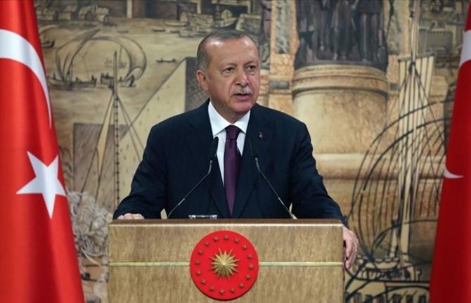 Cumhurbaşkanı Erdoğan: Terör Bölgeleri ya Temizlenir, ya da Biz Temizleriz