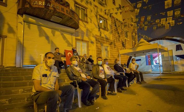 Diyarbakır Anneleri Evlat Nöbetini 24 Saat Sürdürecek