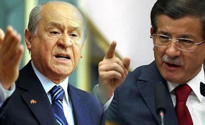 MHP'den Davutoğlu'na Sert Yanıt: Siyaset Kuklası...