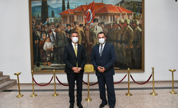Murat Köse'den Ankara Kent Konseyi'ne Destek