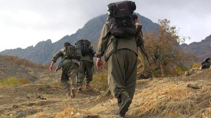 PKK'lıların Yanında Rum General Çıktı