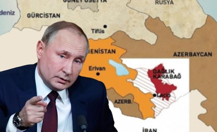 Rusya Paşinyan'ı Eli Boş Gönderdi: Çatışmalar Sizin Toprağınızda Değil