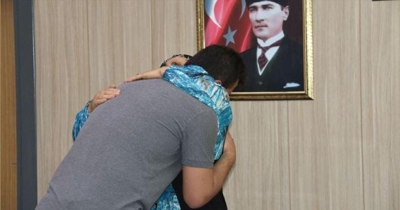 Şırnak'ta İkna Çalışmalarında 5 PKK'lı Terörist Teslim Oldu