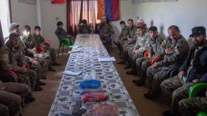 Suriye'den Karabağ'a Taşınan PKK'lı Teröristlerin Telsiz Konuşmaları Ortaya Çıktı!