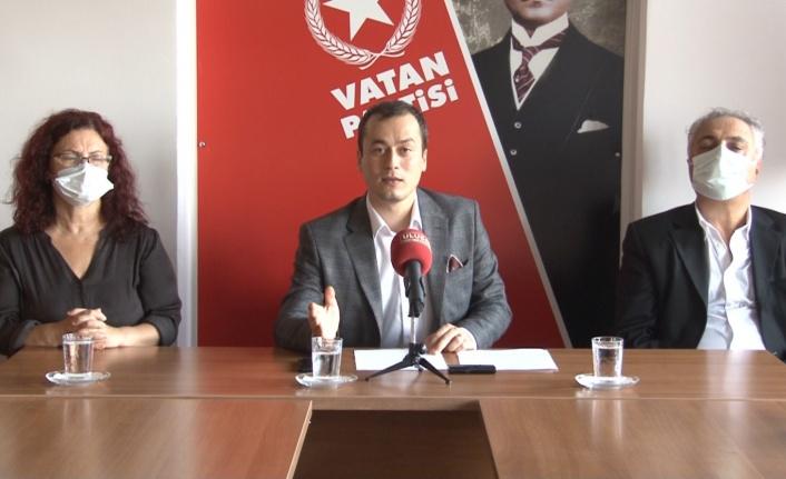 Vatan Partisi'nden İBB'ye Tepki: Tiyatro Sahnelerini PKK'ya Açmayın