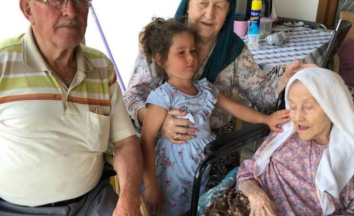 109 Yaşında Koronavirüsü Yendi, Herkese Umut Oldu