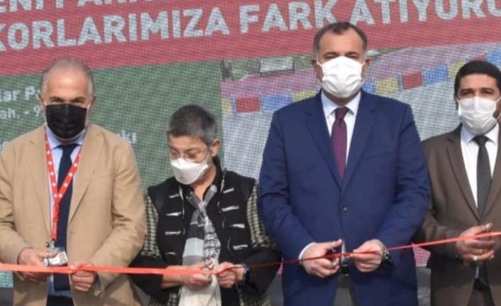 Alper Taşdelen FETÖ Kumpasçılarıyla Park Açılışı Yaptı!