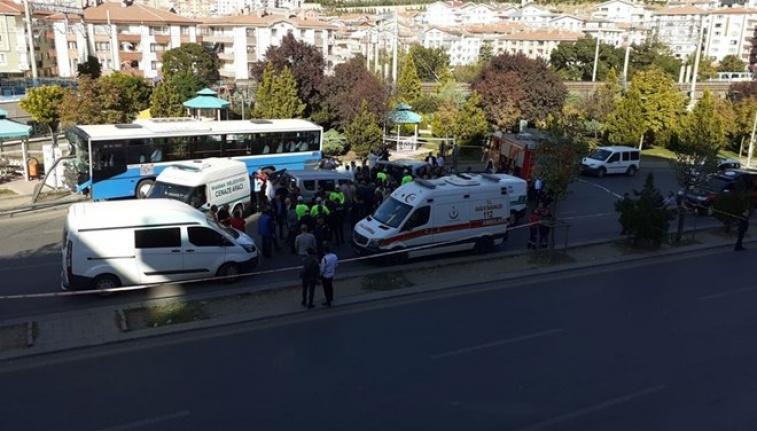 Ankara'da 4 Kişinin Öldüğü Otobüs Kazası Davasında Karar