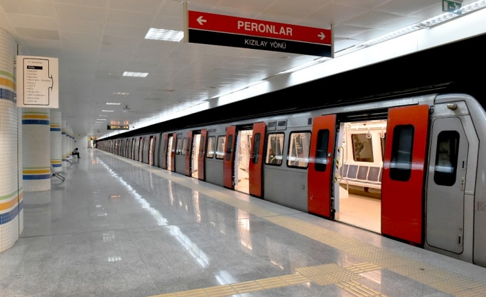 Metro ve Ankaray Saatleri Değişti: İşte Güncel Saatler...
