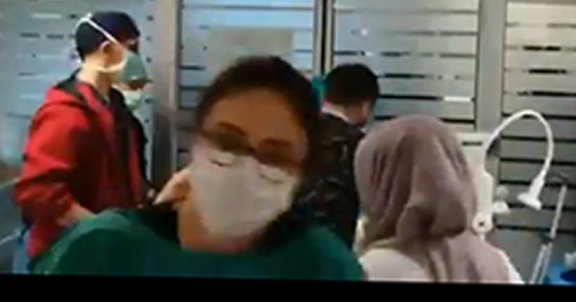 Ankara'da Sağlık Çalışanlarına Alçak Saldırı!