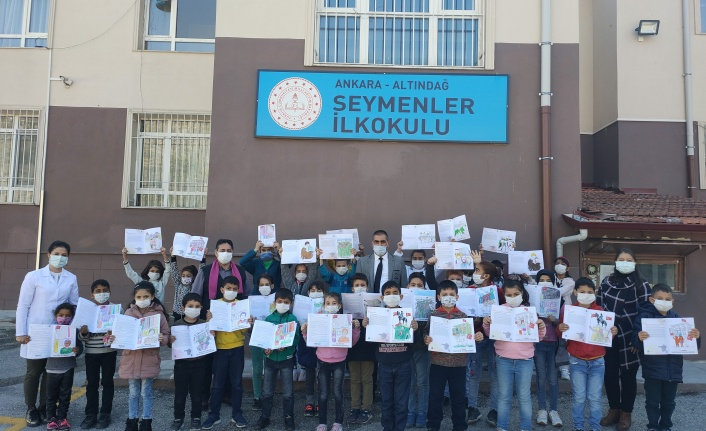 Ankara Kent Konseyi'nden Çocuklara Sürpriz!