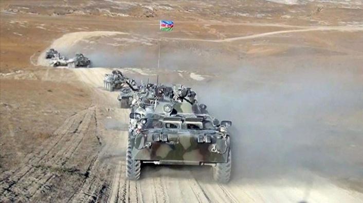 Azerbaycan Ermenistan'a Nefes Aldırmıyor