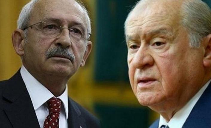 Bahçeli'den Kılıçdaroğlu'na 'Biden' Tepkisi