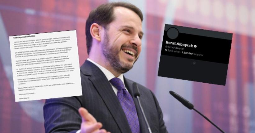 Berat Albayrak'ın Sosyal Medya Hesapları Hacklendi mi?