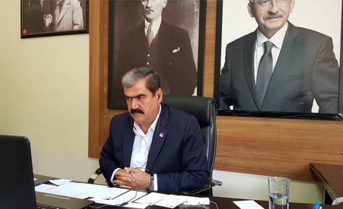 CHP İl Örgütü Yine Görevden Alındı