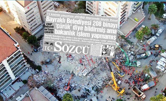 CHP'nin Bakanlık İddiası Yanlış: Tüm Sorumluluk Belediyelerde