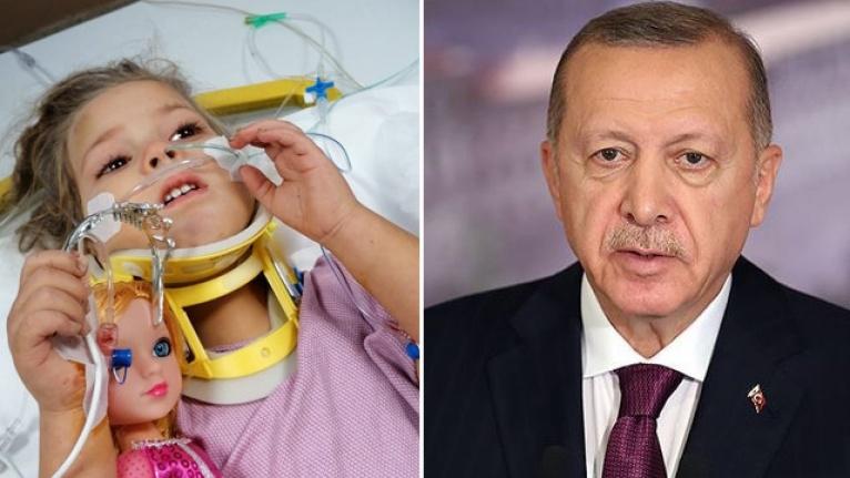 Cumhurbaşkanı Erdoğan'dan Ayda Gezgin Açıklaması