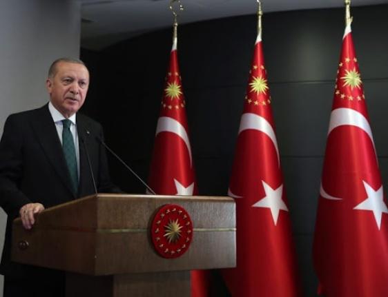 Cumhurbaşkanı Erdoğan: Yepyeni Bir Seferberlik Başlatıyoruz