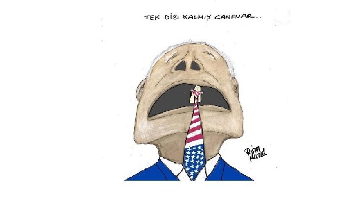 Dr. Rifat Mutlu'dan Çok Konuşulan Biden Karikatürü