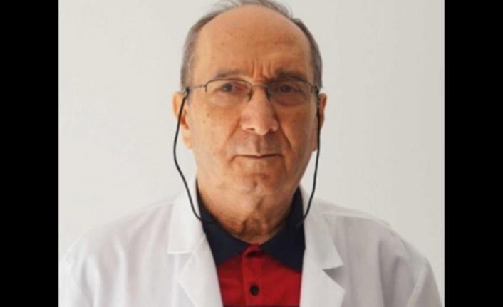 Dr. Erol Bahçe koronavirüs nedeniyle yaşamını yitirdi