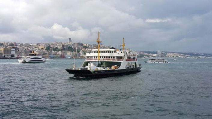 İstanbul'da Feribotta Tecavüz Dehşeti