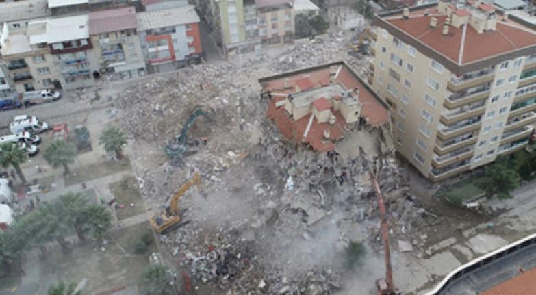İzmir Depreminde Yıkılan Binanın Müteahhidinden Korkunç İtiraf
