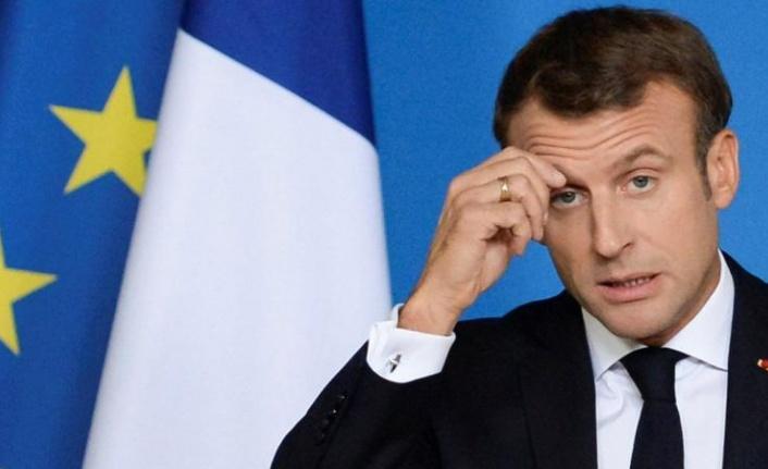 Macron'dan Küstah Açıklama: Türkiye ve Rusya'yı Sorumlu Tuttu