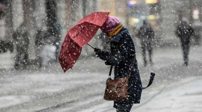 Meteoroloji Bölge Bölge Uyardı, Sağanak ve Kar Geliyor!